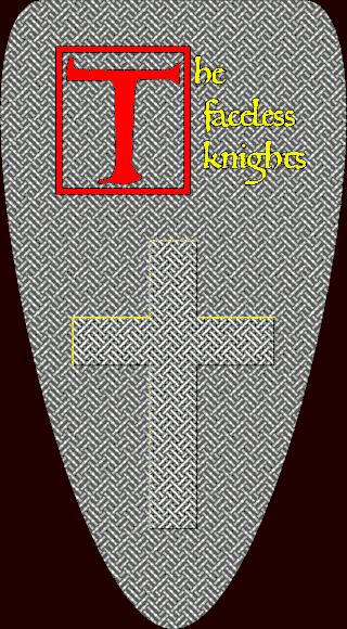 Logotype de The faceless knights